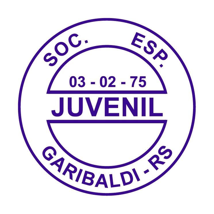 free vector Sociedade esportiva juvenil de garibaldi rs