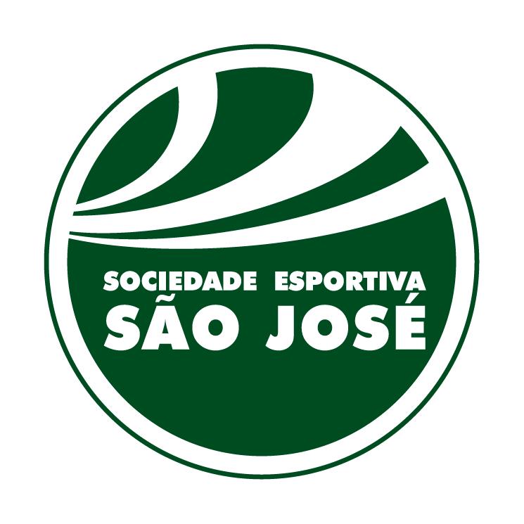 free vector Sociedade esportiva sao jose sao josesc