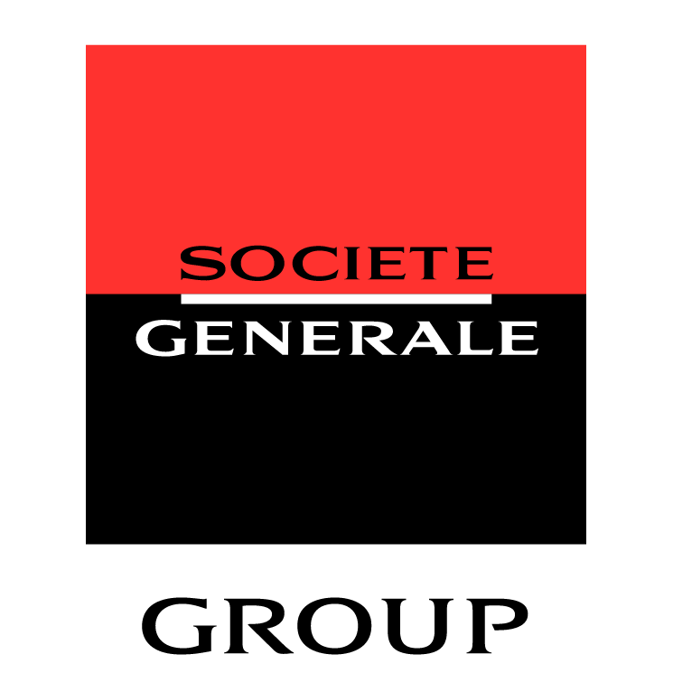 free vector Societe generale group