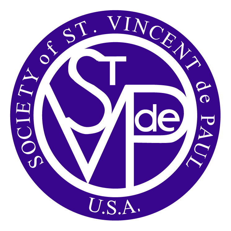 free vector Society of st vincent de paul