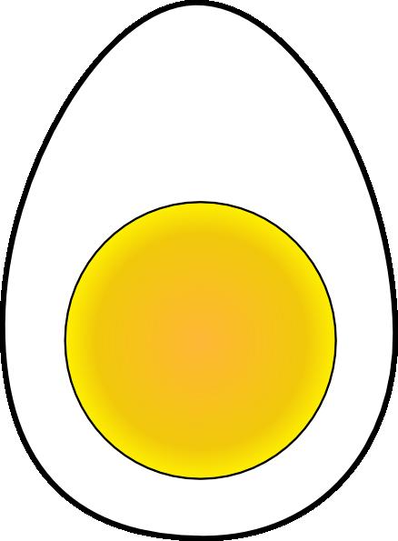 free vector Soft Boiled Egg clip art
