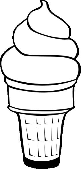 free vector Soft Ice Cream Cones Ff Menu clip art