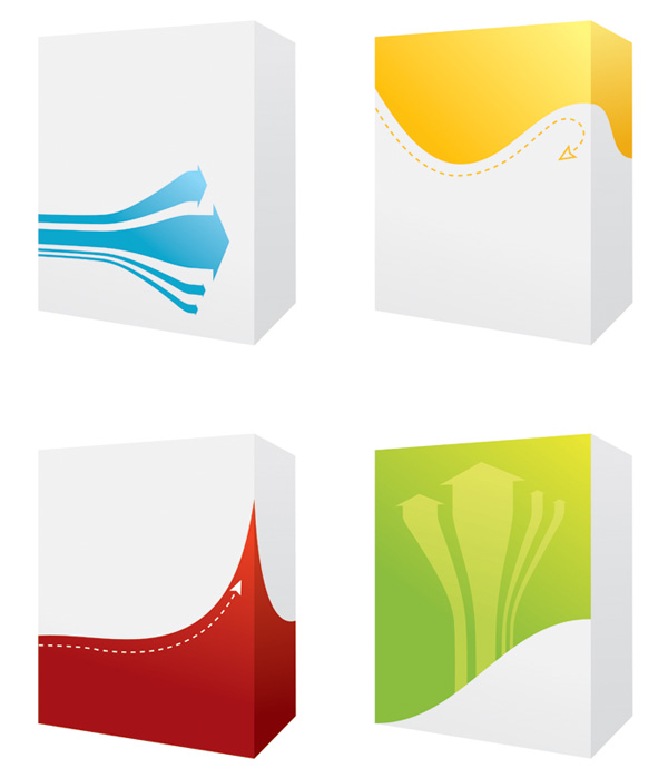 Software box vector free vector 4vector Vector image software