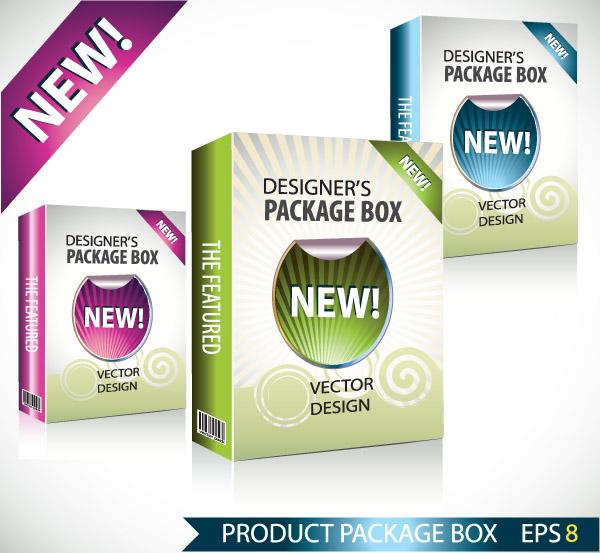 Software Box Vector Free Vector 4vector