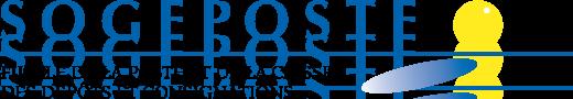 free vector Sogeposte logo