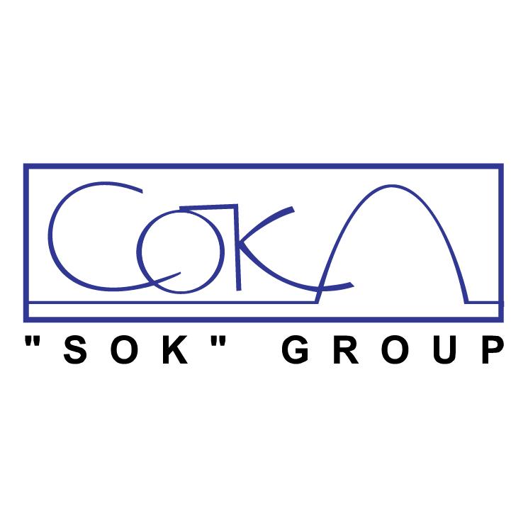 free vector Sok group