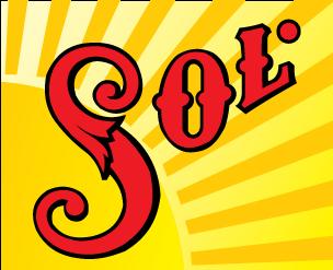 free vector Sol logo