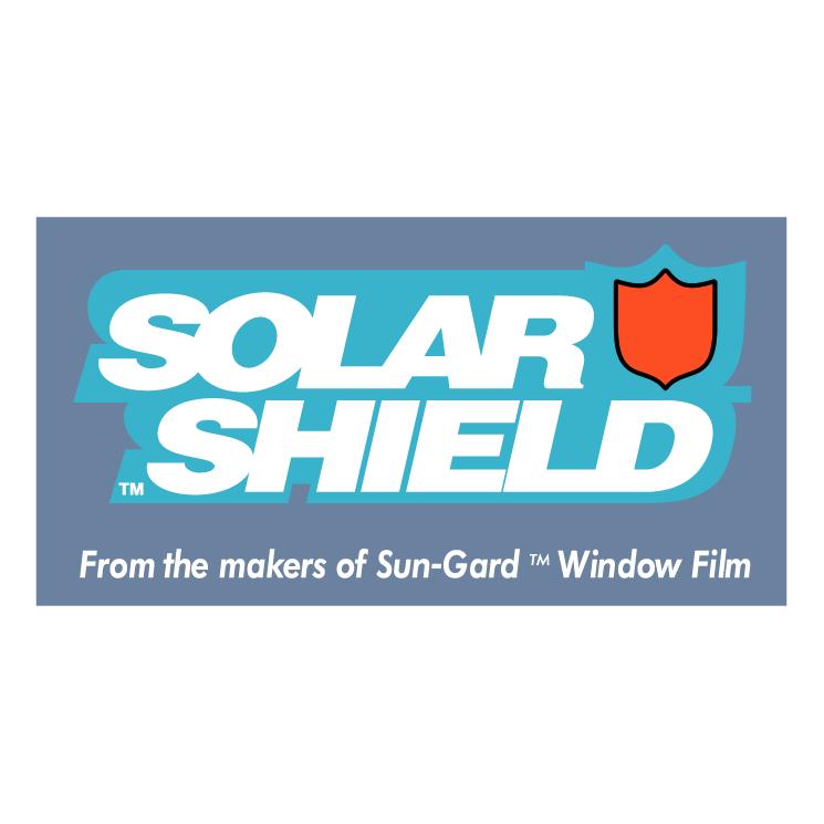 free vector Solar shield