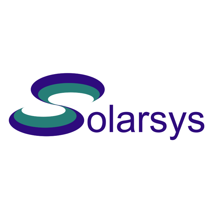 free vector Solarsys microsystems