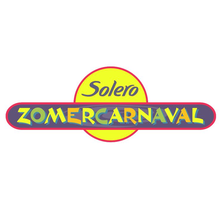 free vector Solero zomercarnaval