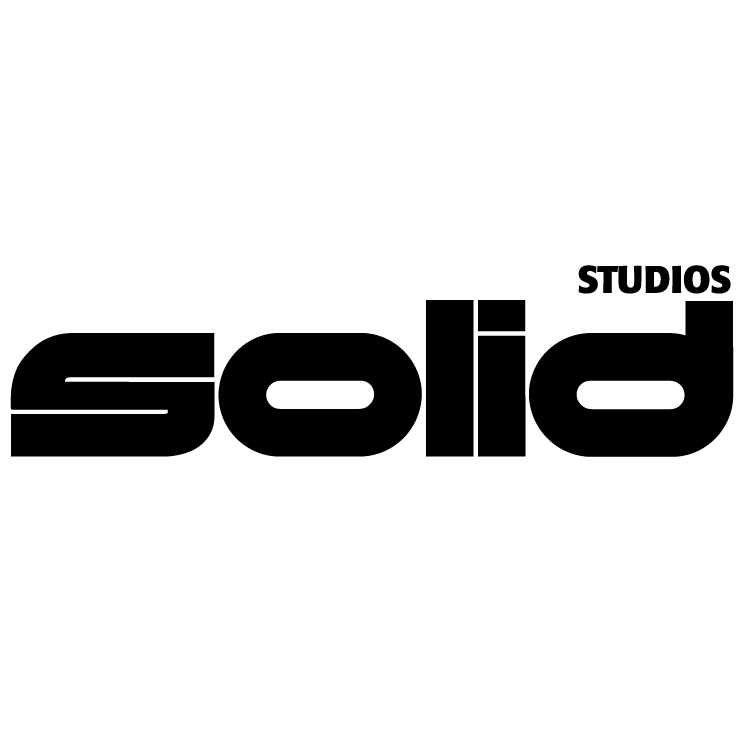 free vector Solid studios