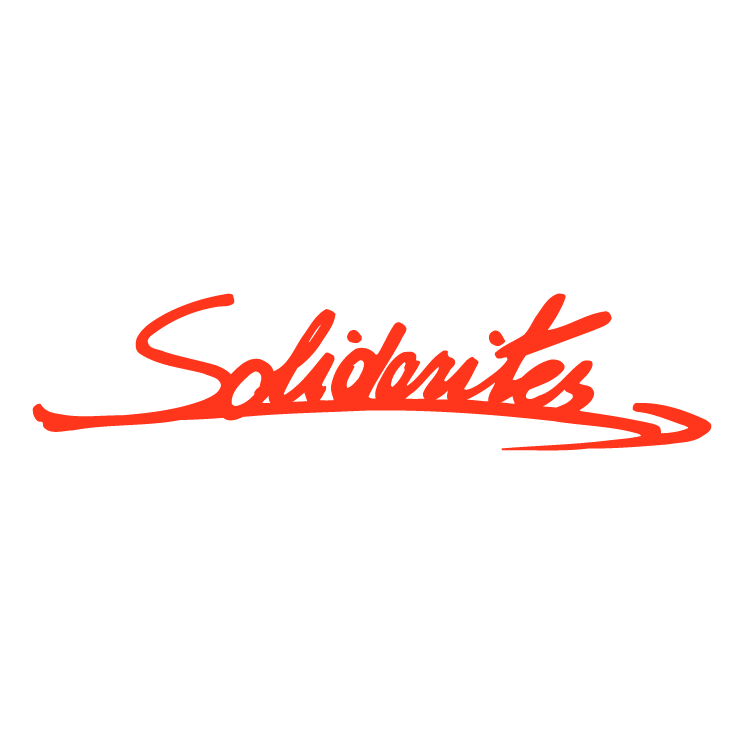 free vector Solidarites