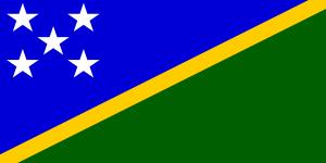 free vector Solomon Islands clip art