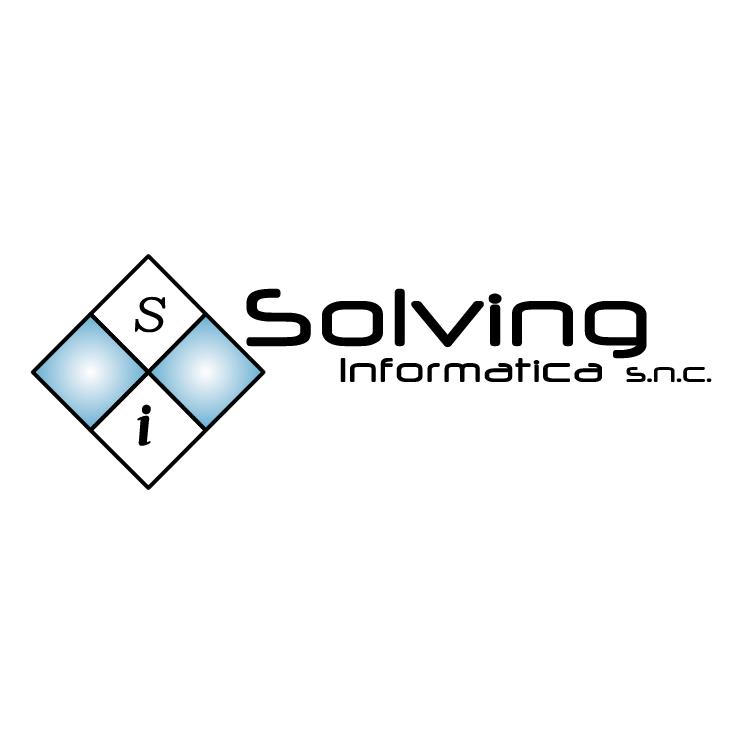 free vector Solving informatica