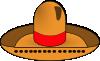 free vector Sombrero clip art