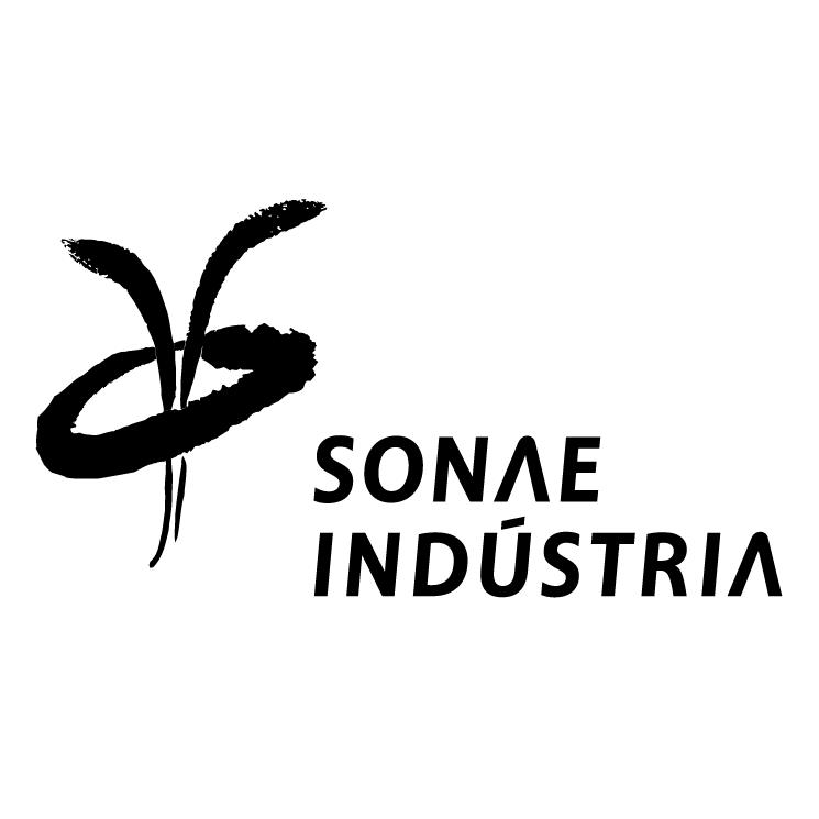 free vector Sonae industria