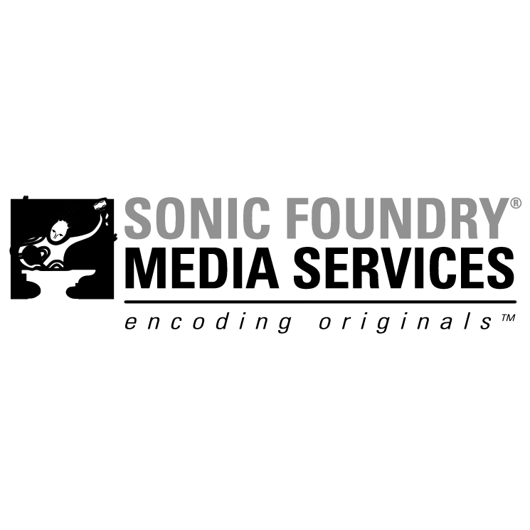 free vector Sonic foundry media services