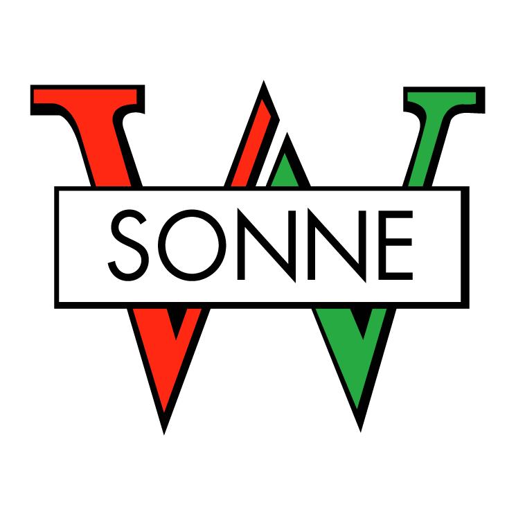 free vector Sonne