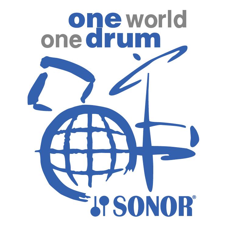 free vector Sonor