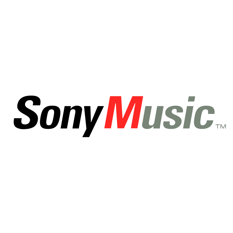 free vector Sony music 1
