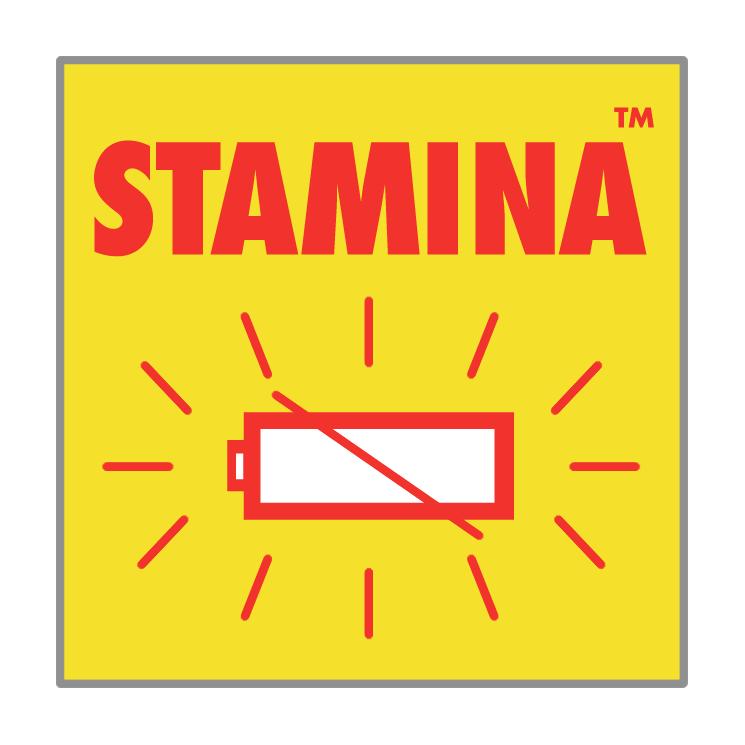 free vector Sony stamina