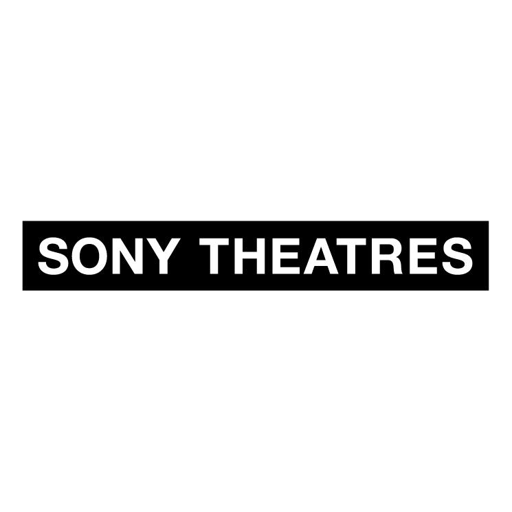 free vector Sony theatres