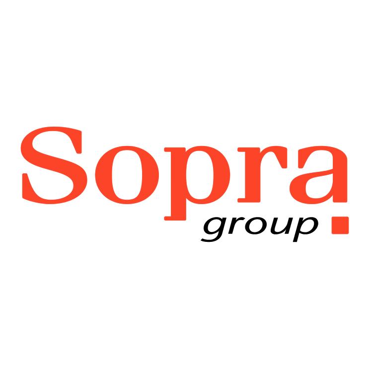 free vector Sopra group