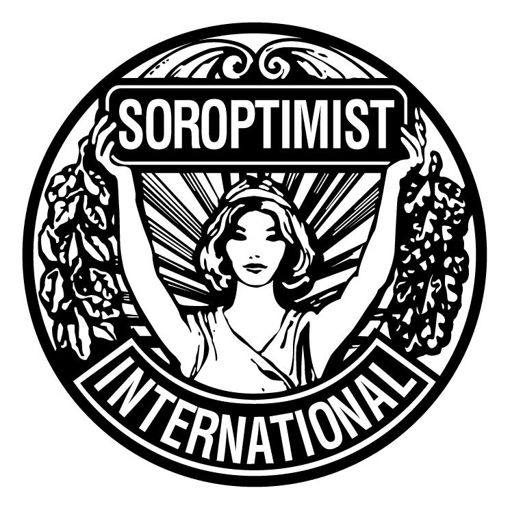 free vector Soroptimist international