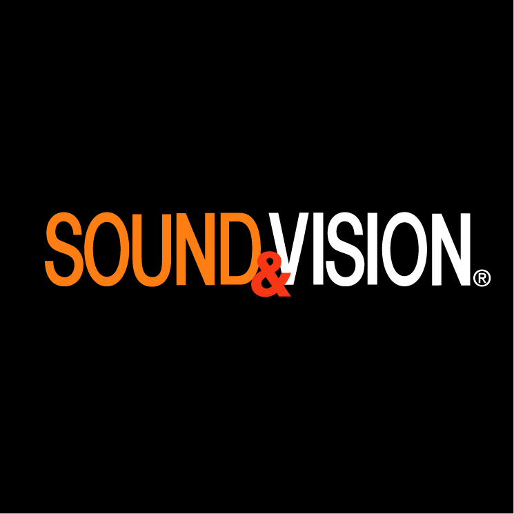 free vector Sound and vision