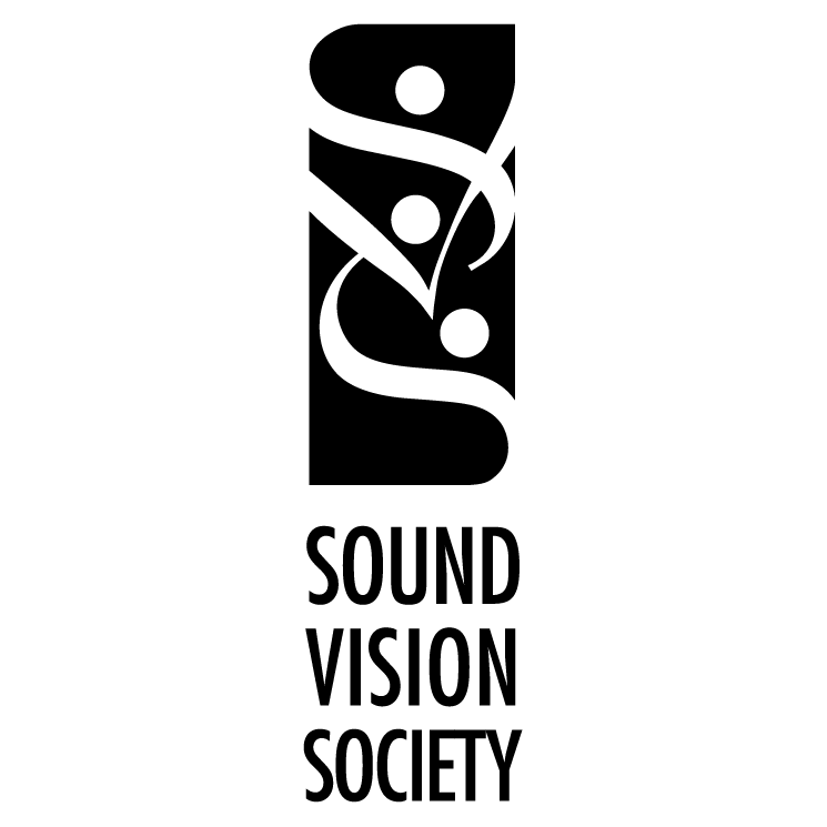 free vector Sound vision society