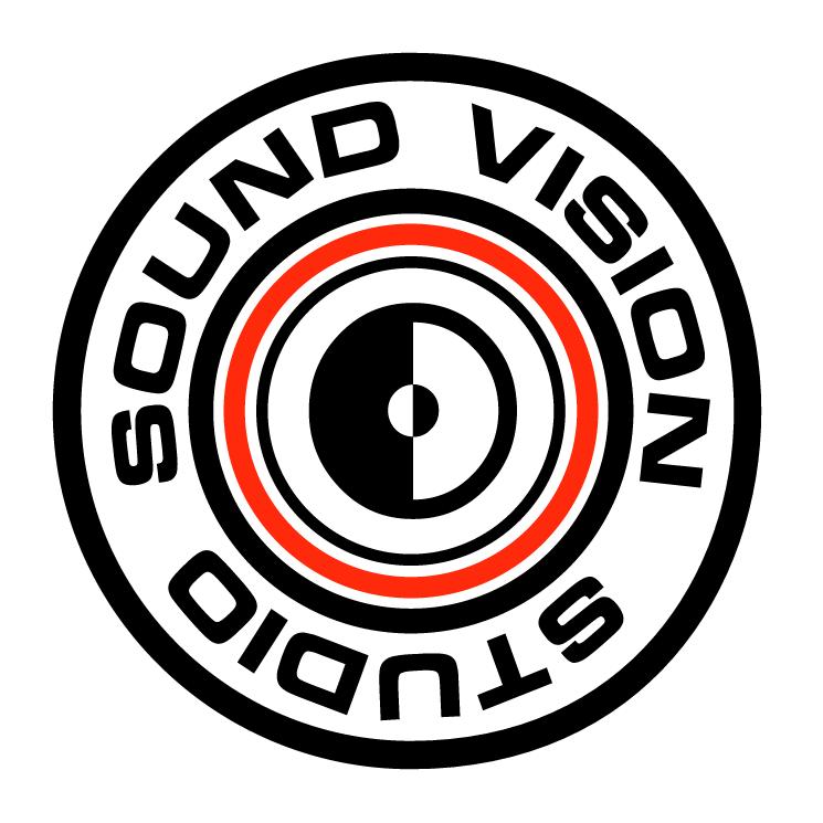 free vector Sound vision studio