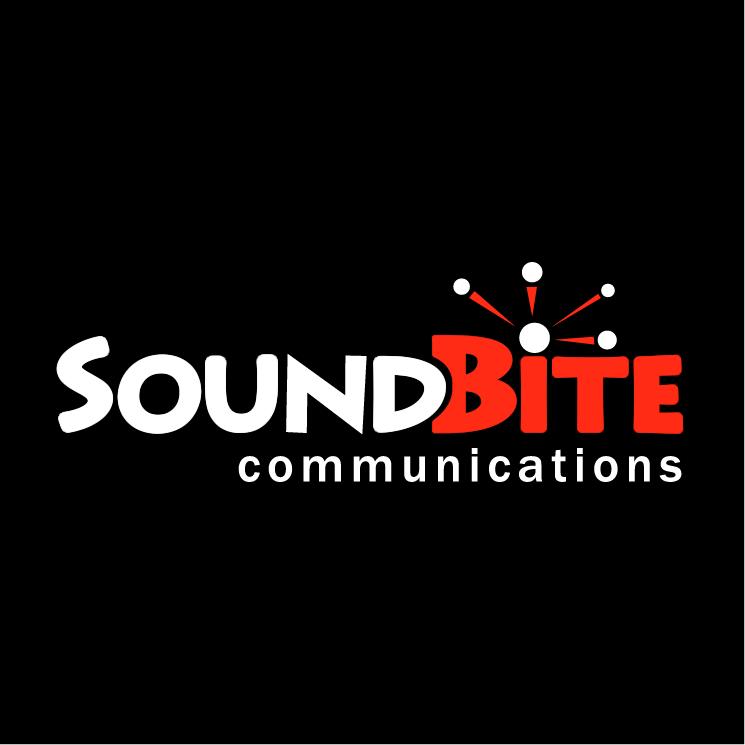 free vector Soundbite communications