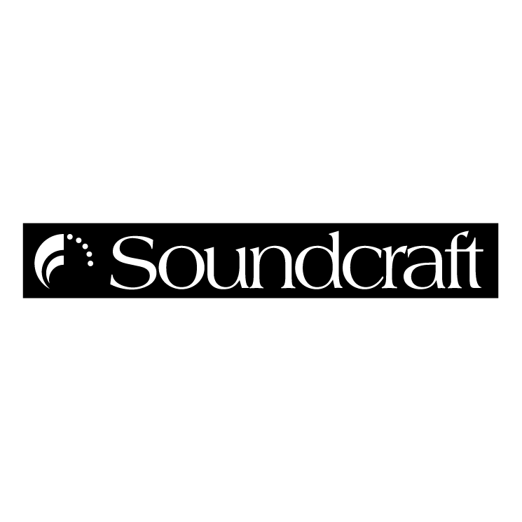 free vector Soundcraft 0