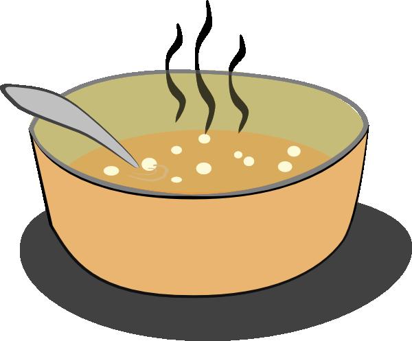 Soup Clip Art Dishes