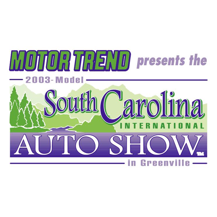 free vector South carolina international auto show