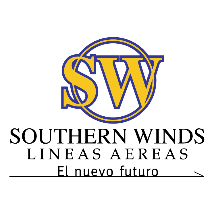 free vector Southerm winds