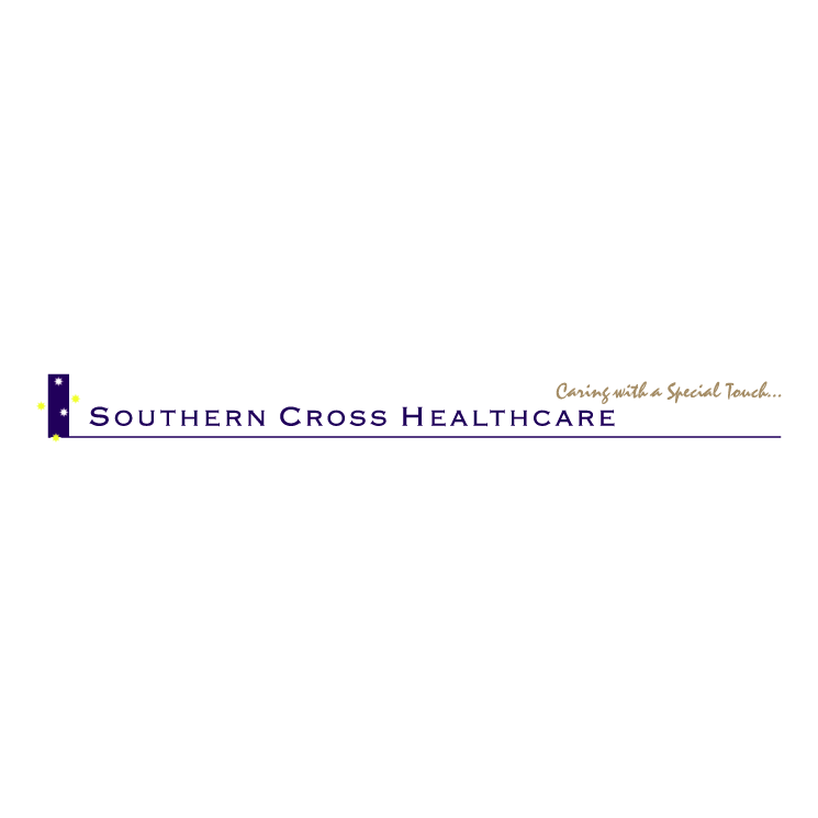 free vector Southern cross healthcare
