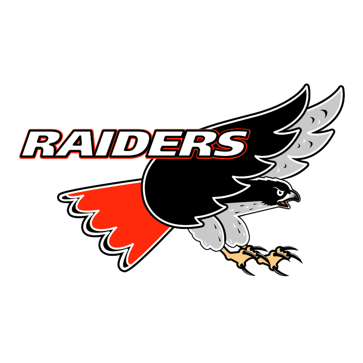 free vector Southern oregon raiders