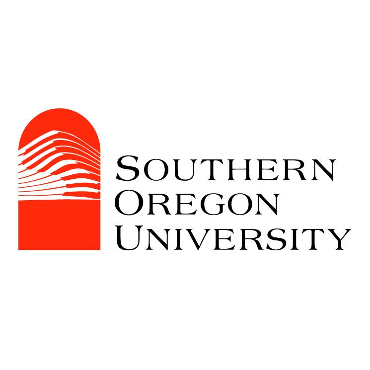 free vector Southern oregon university 1