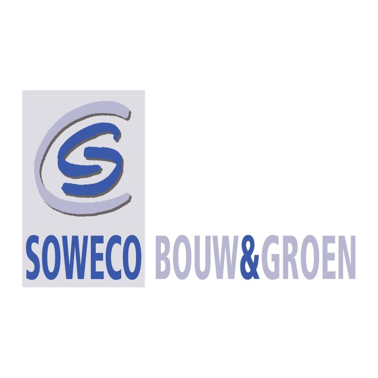 free vector Soweco bouw groen