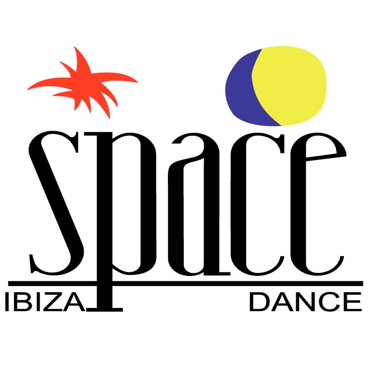 free vector Space ibiza