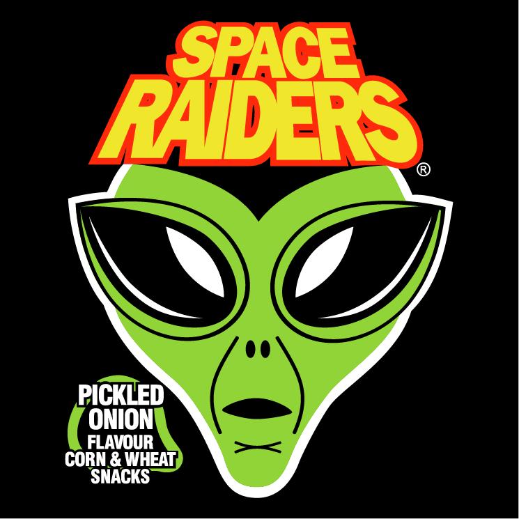 free vector Space raiders