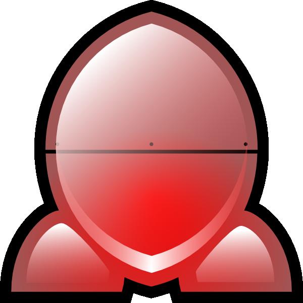 free vector Space Rocket clip art