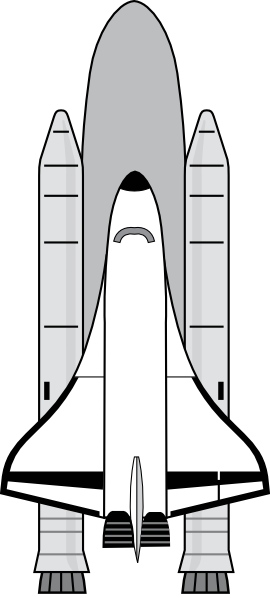 space shuttle icon - photo #29