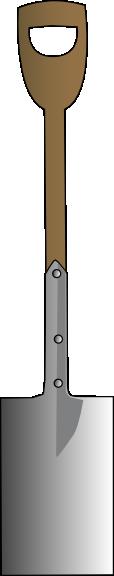 free vector Spade clip art
