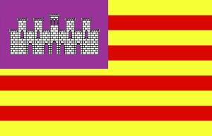 free vector Spain Baleares clip art