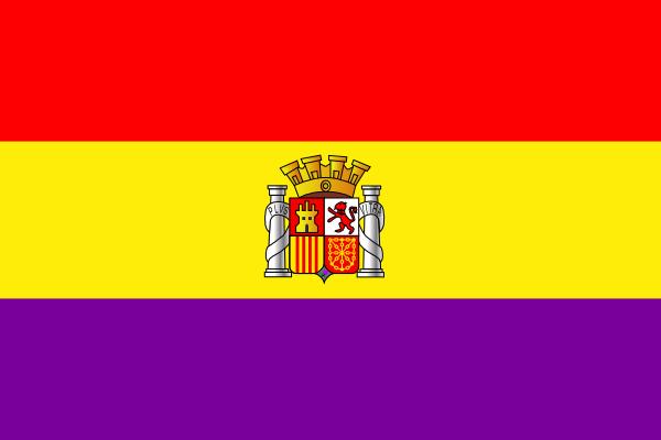 free vector Spain Secondrepublic Historic clip art