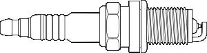 free vector Spark Plug clip art
