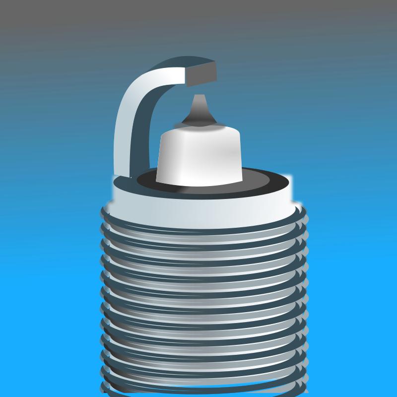 free vector Spark Plug