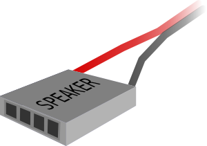 free vector Speaker Plug clip art